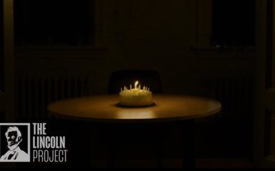 Celebrate by The Lincoln Project (Video Ad)