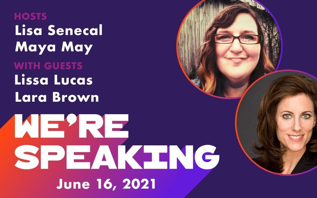 LPTV: We're Speaking – June 16, 2021 by The Lincoln Project (Video Ad)